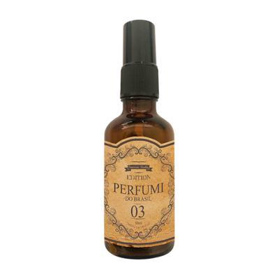 Perfume Retrô 03 Feminino Floral Frutal Marcante - 50 ml