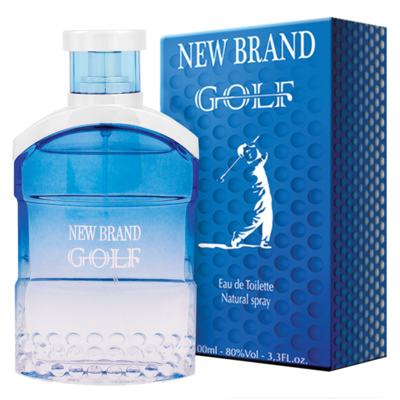 Imagem 3 do produto Golf Blue For Men New Brand Perfume Masculino - Eau de Toilette - 100ml