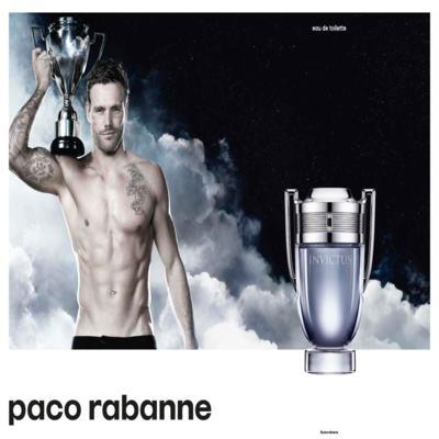 Imagem 3 do produto Invictus Paco Rabanne - Perfume Masculino - Eau de Toilette - 50ml