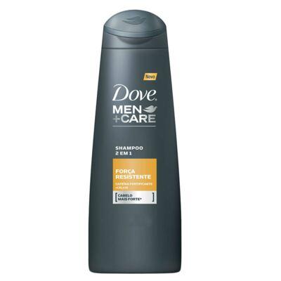 Imagem 3 do produto Kit Dove Óleo Nutrição Shampoo 400ml + Condicionador 400ml + Shampoo Dove Men Care 2 em 1 Força Resistente 400ml