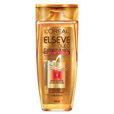 Imagem 2 do produto Kit Shampoo + Condicionador L'Oréal Paris Elseve Óleo Extraordinário Nutrição - Kit