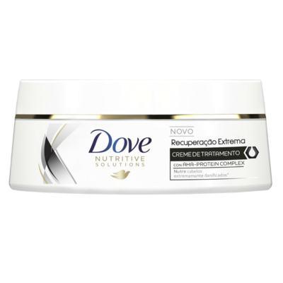 Imagem 4 do produto Kit Dove Recuperação Extrema Shampoo 400ml + Condicionador 400ml + Creme de Tratamento 350g