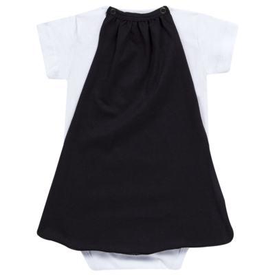 Imagem 5 do produto Body curto c/ Capa para bebe Justiceiro - Reserva Mini - RM23182 MACAQUINHO BB C CAPA PICA PAU JUSTICA-M