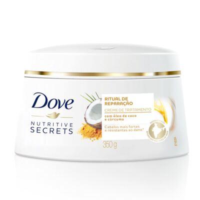 Imagem 4 do produto Kit Dove Ritual de Reparaçã Shampoo + Condicionador 400ml + Creme de Tratamento 350g