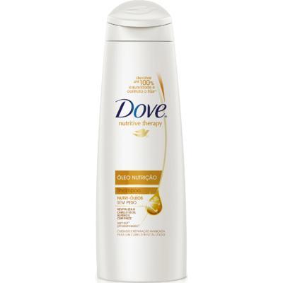 Imagem 2 do produto Shampoo e Condicionador Dove Óleo Nutrição + Creme de Tratamento Óleo Nutrição