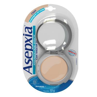 Imagem 3 do produto Kit Asepxia 2 Sabonetes Esfoliante 90g + Maquiagem Creme Antiacne Claro 10g