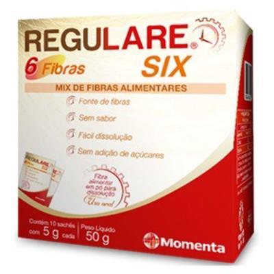 Imagem 1 do produto Fibra Alimentar Regulare Six 5g C/ 10 Sachês