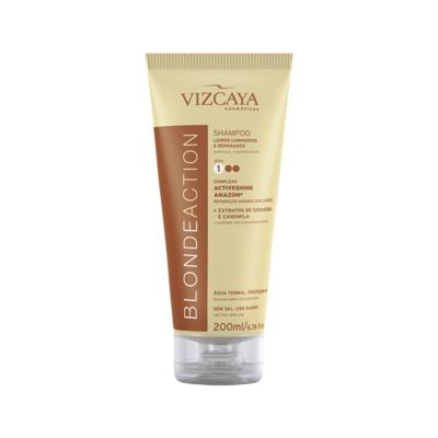 Imagem 2 do produto Kit Vizcaya Blonde Action Shampoo 200ml + Condicionador 150ml