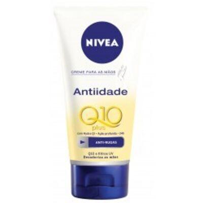Imagem 2 do produto Creme para Mãos Nivea Hand Tratamento Anti-idade Q10 Plus 75g
