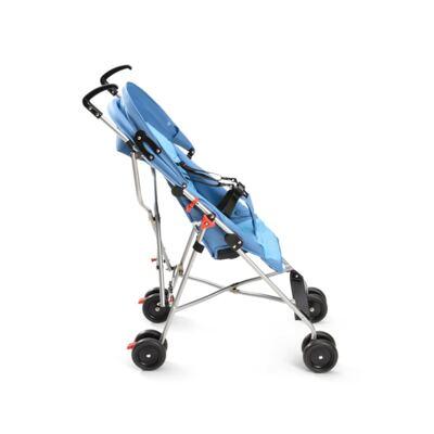 Imagem 4 do produto Carrinho de Bebê Guarda-chuva Weego Way Azul