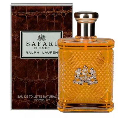 Imagem 1 do produto Safari Ralph Lauren - Perfume Masculino - Eau de Toilette - 75ml