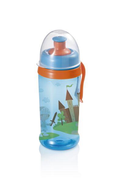 Imagem 1 do produto Copo Squeeze Grow Azul 36m+ Multikids Baby - BB031