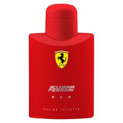 Ferrari Red Ferrari - Perfume Masculino - Eau de Toilette - 125ml