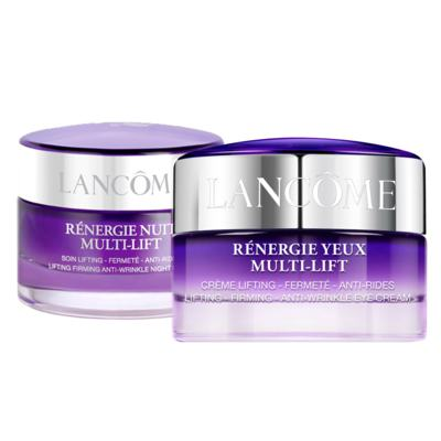 Imagem 1 do produto Lancôme Rénergie Yeux + Nuit - Tratamento Anti-Idade para Olhos + Tratamento Facial Anti-Idade Noturno - Kit
