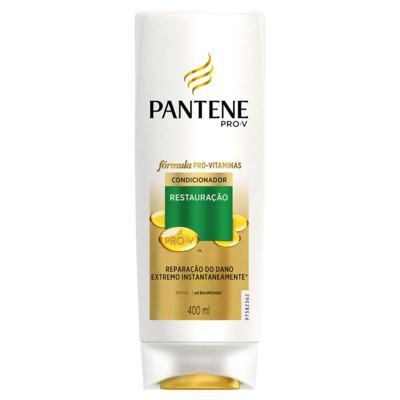 Imagem 3 do produto Kit Pantene Restaruração Shampoo + Condicionador 400ml