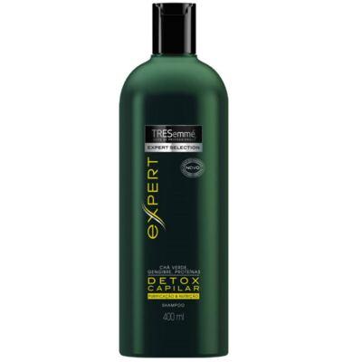 Imagem 2 do produto Kit Tresemmé Detox Shampoo 400ml + Creme de Tratamento 400g
