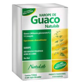 Guaco Xarope Natulab - 150ml