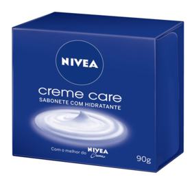 Nivea Sabonete Barra Creme Care Box 90g