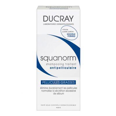 Shampoo Anticaspa Ducray Squanorm 200ml