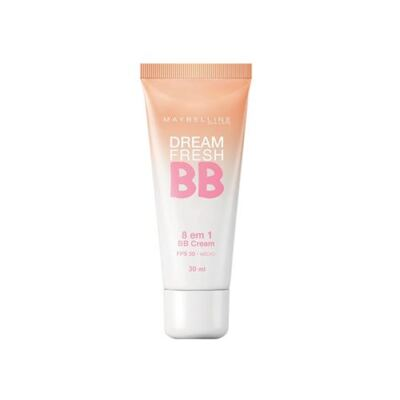 Dream Fresh BB Cream 30ml Maybelline - Base Facial - Médio