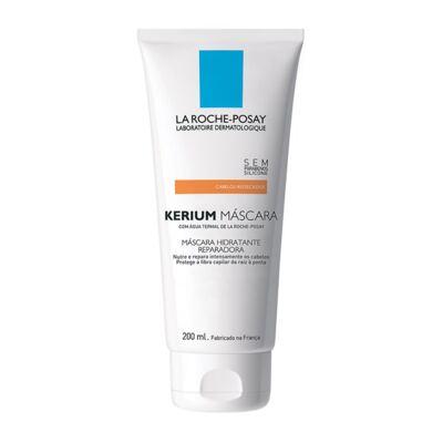 Imagem 1 do produto Máscara Capilar Hidratante La Roche-Posay Kerium 200ml
