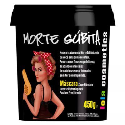 Imagem 4 do produto Lola Cosmetics Morte Súbita Kit - Shampoo + Máscara - Kit