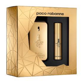 Paco Rabanne 1 Million Kit - Eau de Toilette + Travel Spray - Kit
