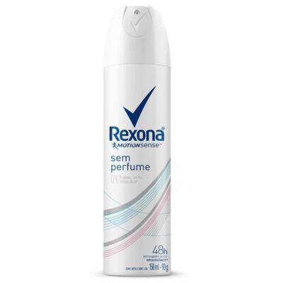 Imagem 1 do produto Desodorante Aerosol Rexona Feminino Sem Perfume 90g