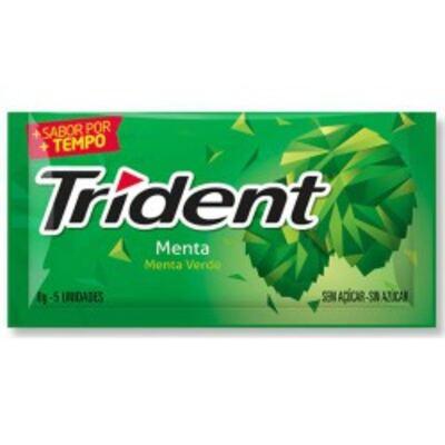 Imagem 1 do produto Trident Menta