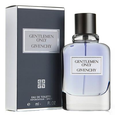 Imagem 2 do produto Gentlemen Only Givenchy - Perfume Masculino - Eau de Toilette - 50ml