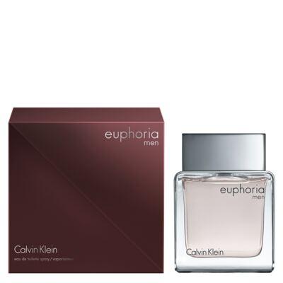 Imagem 2 do produto Euphoria Men Calvin Klein - Perfume Masculino - Eau de Toilette - 100ml
