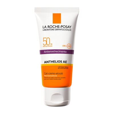 Protetor Solar Anti-idade La Roche-Posay Anthelios AE FPS 50 50ml