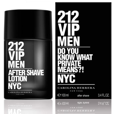 Imagem 1 do produto 212 Vip Men After Shave Masculino de Carolina Herrera - 100ml