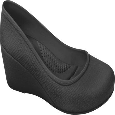 Sapato Profissional Feminino Caren Preto Boa Onda - 39