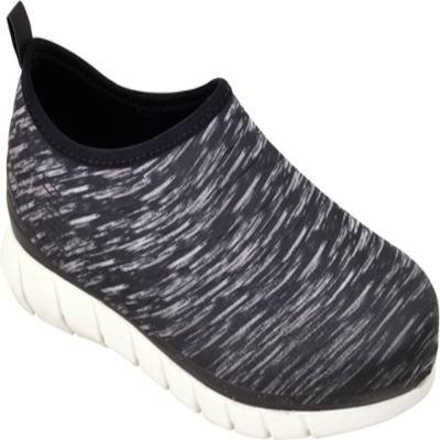 Sapato Profissional Oxy 2 Riscos Brancos Boa Onda - 34