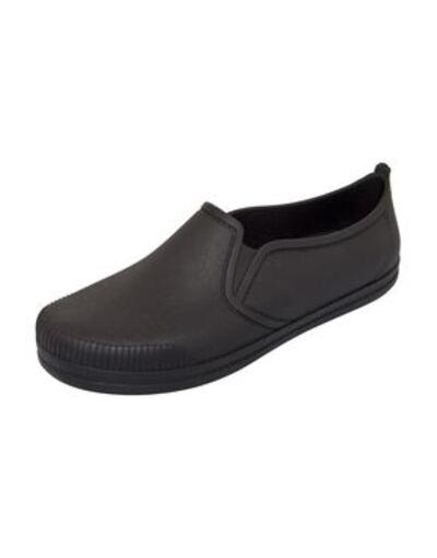 Imagem 1 do produto Sapato Masculino Náutico Preto Boa Onda - 42