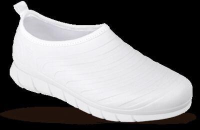 Imagem 1 do produto Sapato Profissional Oxy 2 Branco Boa Onda - 38