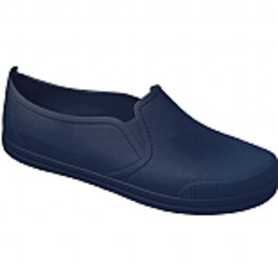 Sapato Masculino Náutico Azul Boa Onda - 42