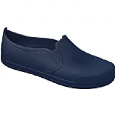 Sapato Masculino Náutico Azul Boa Onda - 40