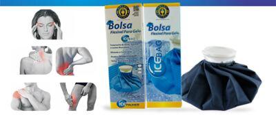 Imagem 1 do produto BOLSA FLEXIVEL PARA GELO AC70 ORTHO PAUHER - Pequena