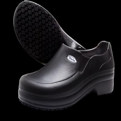 Sapato Profissional Babuch BB65 Preto Soft Works - 43