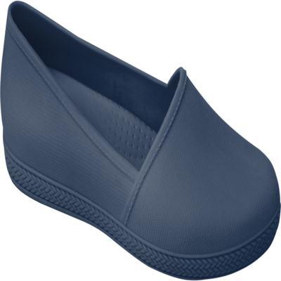 Sapato Milena Azul Marinho Boa Onda - 33/34