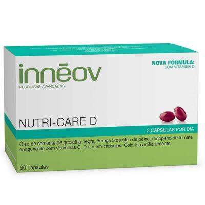 Inneov Nutri Care D 60 cápsulas