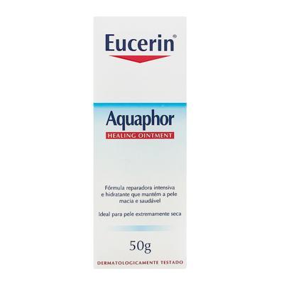 Imagem 1 do produto Pomada Reparadora Eucerin Aquaphor - 50g -