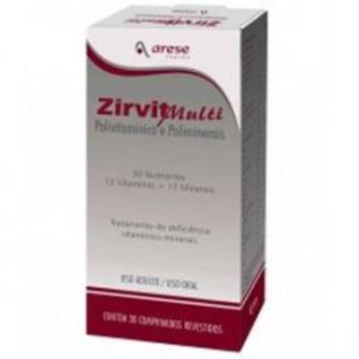 Zirvit Multi 30 comprimidos