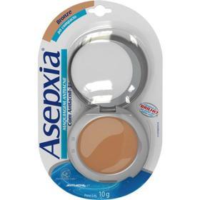 Pó Compacto Anti-Acne Asepxia 10g Bronze