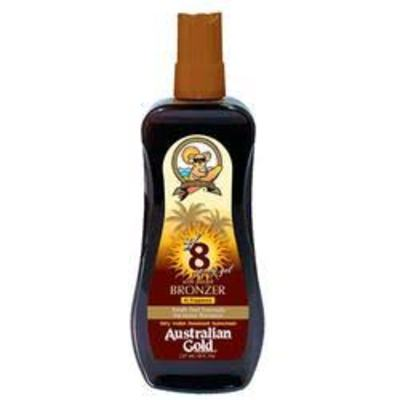 Australian Gold Bronzeador Fps 8 Spray Gel 237ml