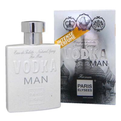 Imagem 1 do produto Vodka Man Paris Elysees - Perfume Masculino - Eau de Toilette - 100ml