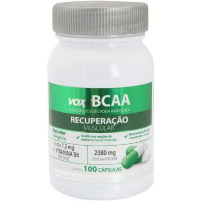 Pro BCAA Voxx - Recuperação | 100 cápsulas