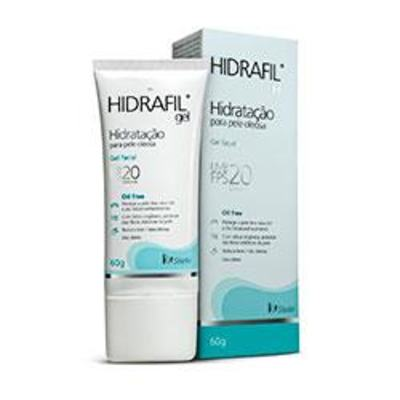 Hidrafil Gel Facial Frasco 60ml